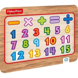 Ca Games Fisher Price Eğitici Puzzle