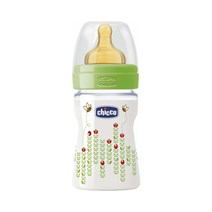 Chicco Well-Being Biberon Kauçuk Normal Akış 150 ml
